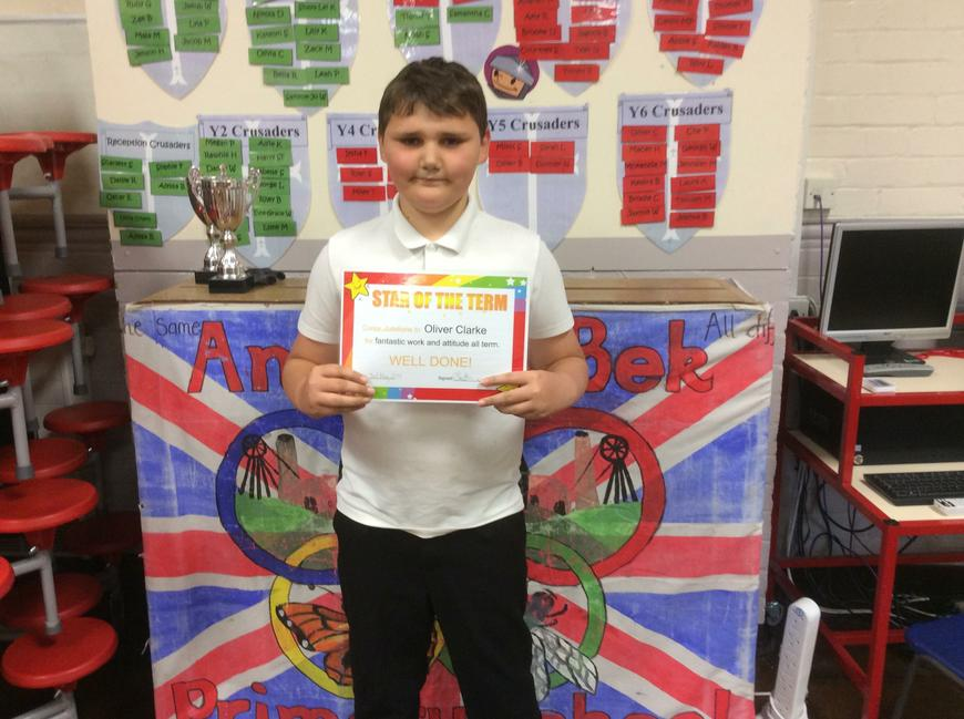 Oliver Year 6