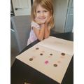 Milliys coin rubbings
