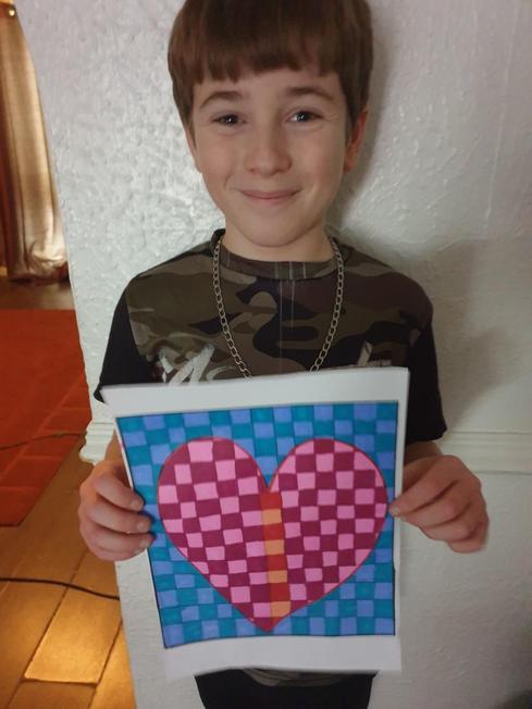 Ryan's heart