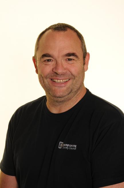 Mr Adrian Davies Caretaker