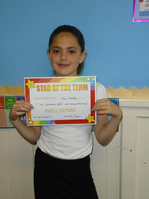 Tilly Year 5