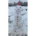 Ellie's Snowman