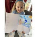 Amelia's Starry Night Picture