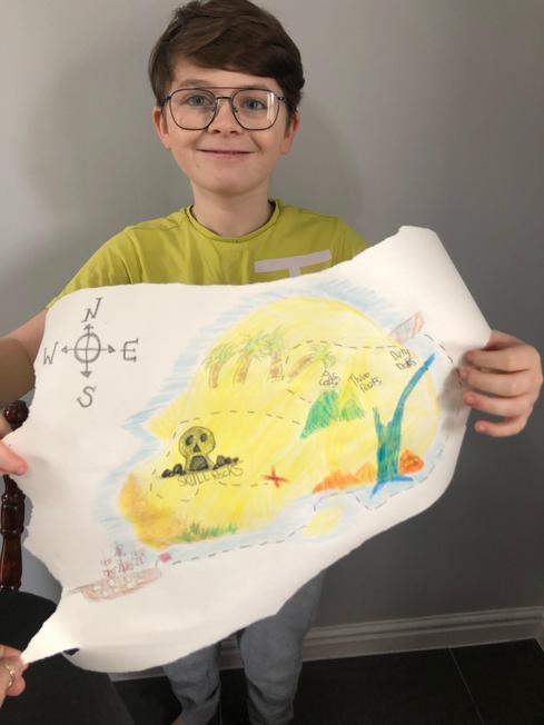 James' Map