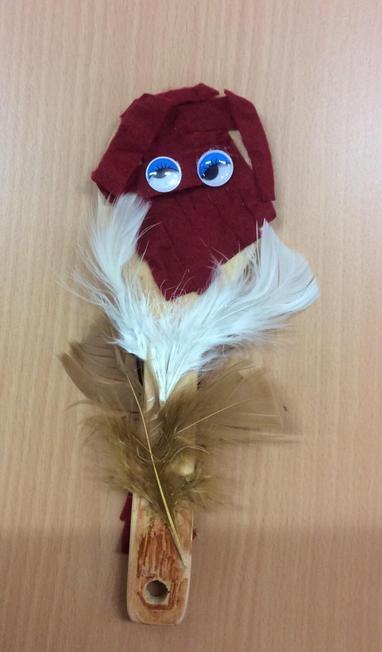 Larissa's bird