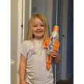 Izabella's Rocket