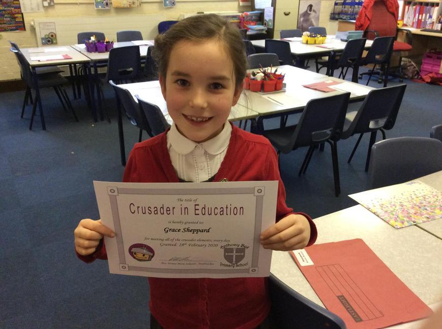 Crusader Grace - Y3