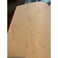 Ellie's Mind Map about space