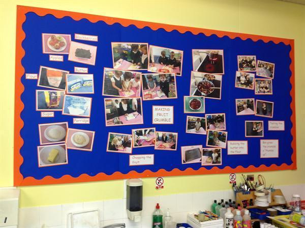 Year 1 - Cooking