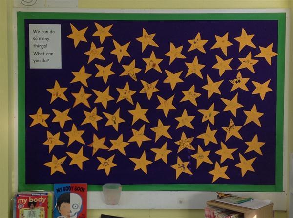 Year 1 - What we are good at