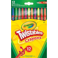Crayola Twistables 40 points