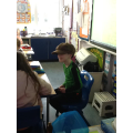 Hot seating activity