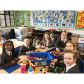 Construction - Lego Anderson shelters