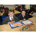 Exploring 2d shape tessellations