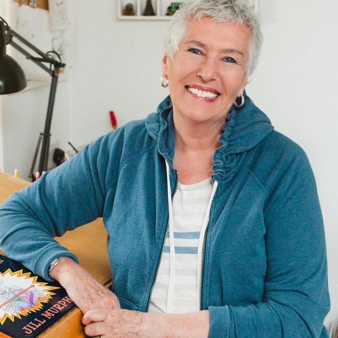 Class 2 Author of the Term - Jill Murphy