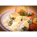 Cauliflower and Broccoli Cheese