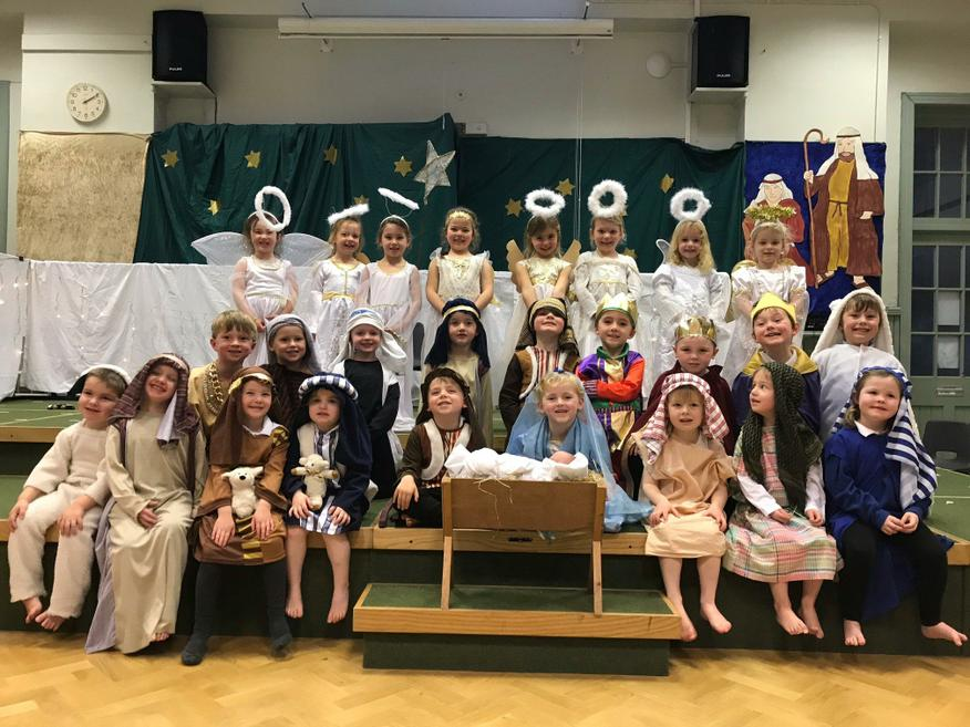Foundation Nursery Rhyme Nativity