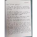 Daniel's writing
