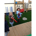 Outdoor swing ball for hand eye coordination