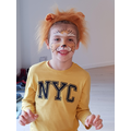 We all love Louis' lion costume!