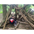 A den by Darcey