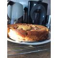 Alfie G's Norwegian cake