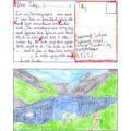 Katie's postcard