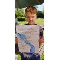 Kyren's river poem