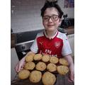 Serkan Bakes biscuits