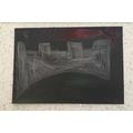 Art inspired by Stravinsky's 'The Firebird' -Ethan