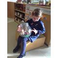 Exploring the Three Bears Curiosity Jar