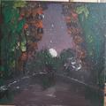 Perla's Painting