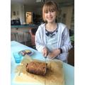 Tilly's banana bread