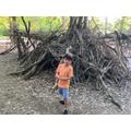 Daniel has been exploring the outdoors