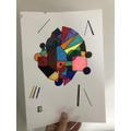 Evie S Kandinsky artwork