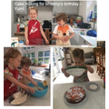 Great work in the kitchen - well done!