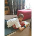 Matus enjoys reading