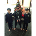 Elvis and the Prison Officers