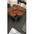 James bakes some delicious chocolate cookies