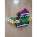 Thomas builds Duckula