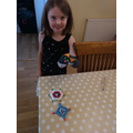 Creative puppet and gods eye crafts