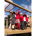 We love our climbing frame!