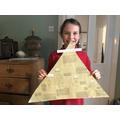 Erin's Egyptian Gods Fact-file