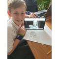 Matus's Henry Moore Portrait