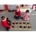 Finding different ways to make ten