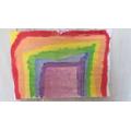 Marina's rainbow