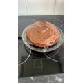 james bakes an amazing chocaolate cake