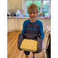 Robin's mouth-watering Apple Crumble
