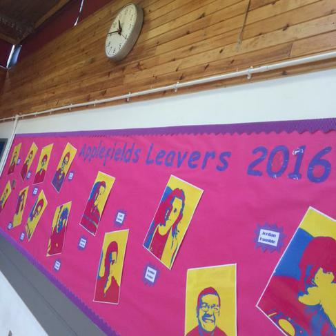 Preparing for the leavers of 2016