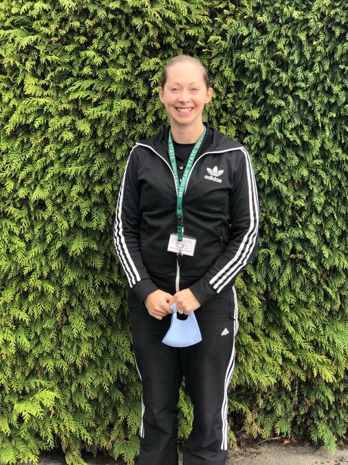 Mrs Abigail Topliss - PE Teacher